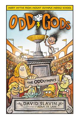 Odd Gods: The Oddlympics Cover Image