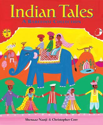 Indian Tales: A Barefoot Collection Cover Image