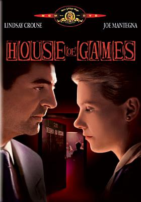 Cover for House of Games