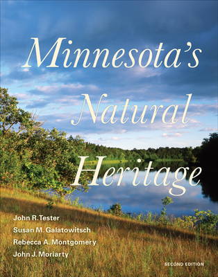 Minnesota's Natural Heritage: Second Edition Cover Image