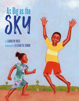 As Big as the Sky Cover Image