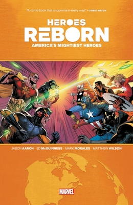 Heroes Reborn Cover Image