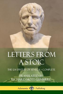 Letters from a Stoic: The 124 Epistles of Seneca - Complete Cover Image