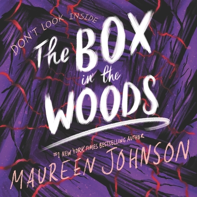 The Box in the Woods (Truly Devious #4) Cover Image