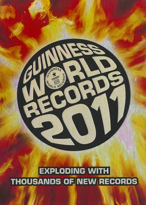 Guinness World Records Cover Image