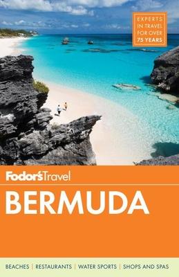 Fodor's Bermuda Cover