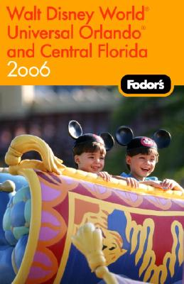 Fodor's Walt Disney World, Universal Orlando, and Central Florida Cover Image