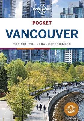 Lonely Planet Pocket Vancouver 3 Cover Image
