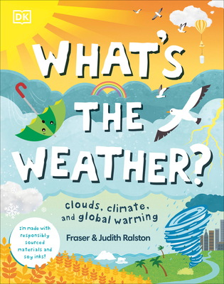 What's the Weather?: Clouds, Climate, and Global Warming Cover Image