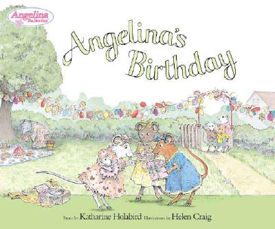 Angelina's Birthday Cover Image