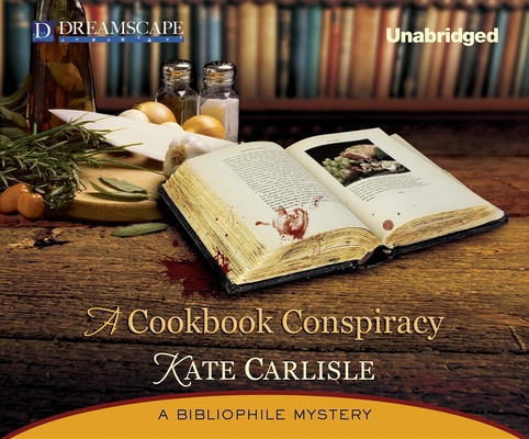 A Cookbook Conspiracy (Bibliophile Mysteries #7) Cover Image