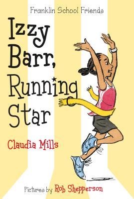 Izzy Barr, Running Star (Franklin School Friends #3) Cover Image