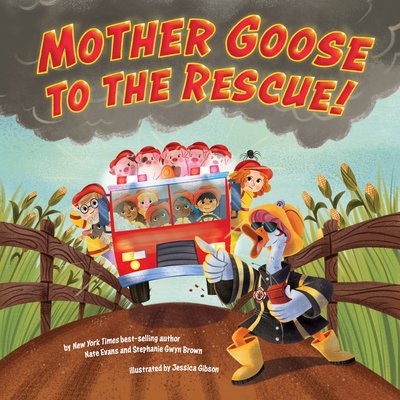 Mother Goose to the Rescue! Cover Image