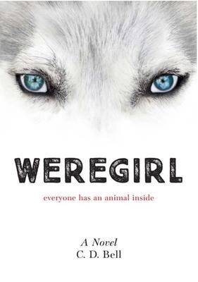 Weregirl Paperback Cover Image