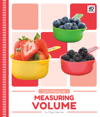 Measuring Volume (Let's Measure) Cover Image