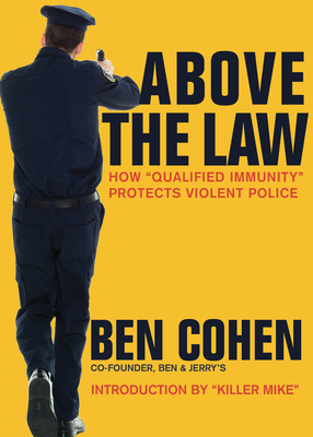 Cover for Above the Law