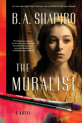 The Muralist: A Novel Cover Image