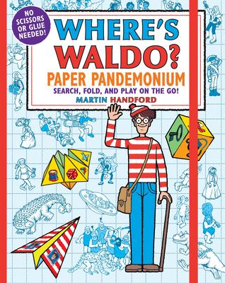 Where's Waldo? Paper Pandemonium Cover Image