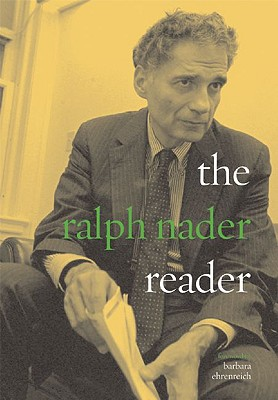 The Ralph Nader Reader Cover