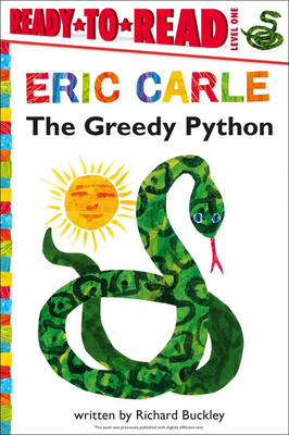 The Greedy Python (Ready-To-Read - Level 1) Cover Image