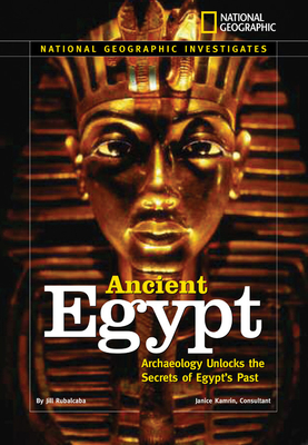Ancient Egypt: Archaeology Unlocks the Secrets of Egypt's Past Cover Image