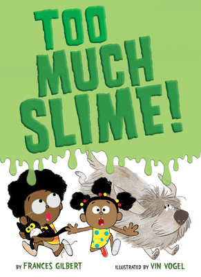 Too Much Slime! Cover Image