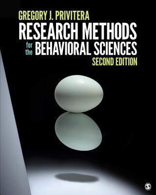 Research Methods for the Behavioral Sciences Cover Image