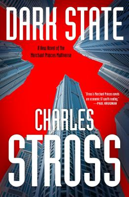 Dark State: A Novel of the Merchant Princes Multiverse (Empire Games, Book II) Cover Image