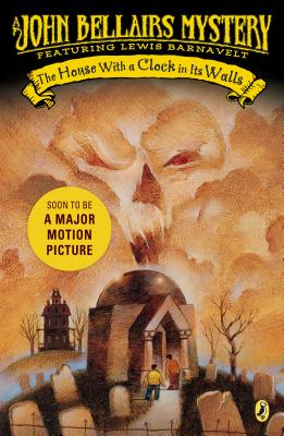 The House with a Clock in Its Walls (Lewis Barnavelt) Cover Image