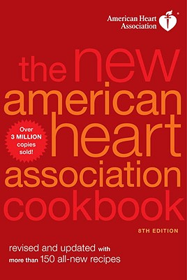 The New American Heart Association Cookbook, 8th Edition Cover