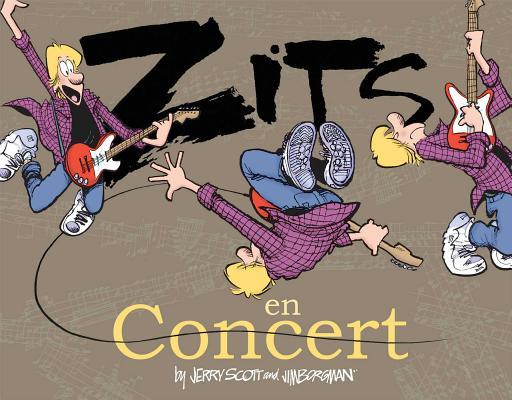 Zits en Concert: A Zits® Treasury Cover Image