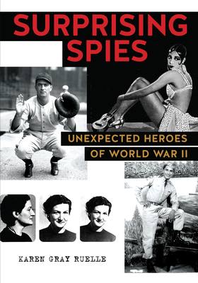 Cover for Surprising Spies