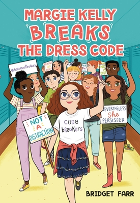 Margie Kelly Breaks the Dress Code Cover Image