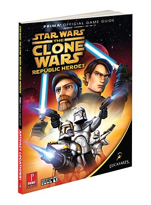 Star Wars Clone Wars Republic Heroes Cover