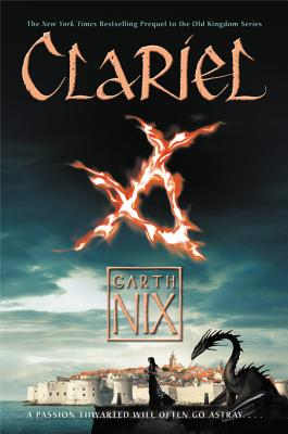 Cover for Clariel
