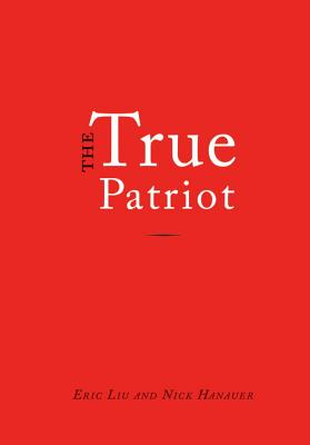 The True Patriot Cover