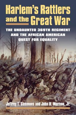 Harlem's Rattlers and the Great War Cover