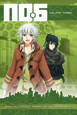 No. 6 Volume 3 Cover