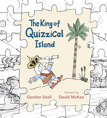 The King of Quizzical Island Cover