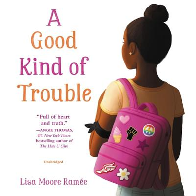 A Good Kind of Trouble Lib/E Cover Image
