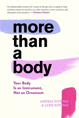 Cover for More Than a Body