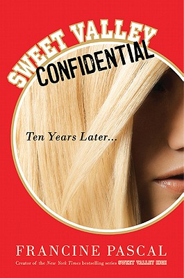Sweet Valley Confidential Cover