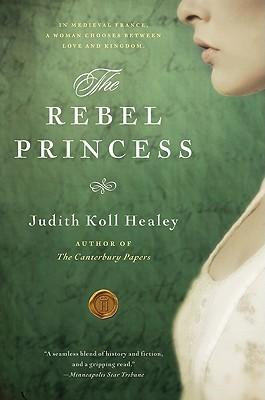 The Rebel Princess Cover
