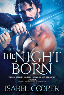 The Nightborn (Stormbringer #2) Cover Image