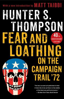 Fear and Loathing on the Campaign Trail '72 Cover Image
