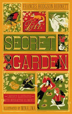 The Secret Garden (Illustrated with Interactive Elements) Cover Image