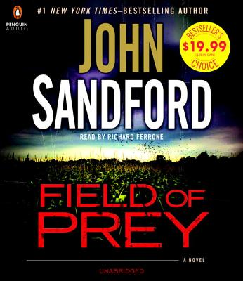 Field of Prey (A Prey Novel #24) Cover Image