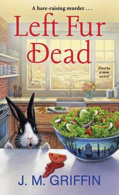 Left Fur Dead (A Jules & Bun Mystery #1) Cover Image