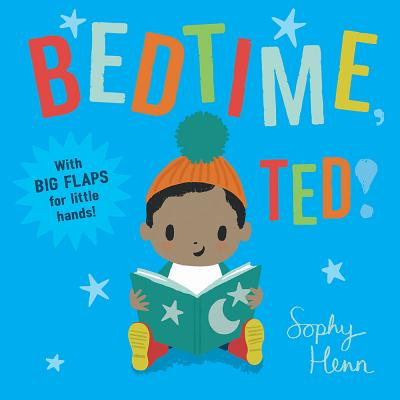 Bedtime, Ted! Cover Image