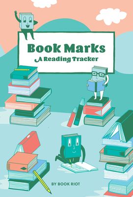 Book Marks (Guided Journal): A Reading Tracker Cover Image